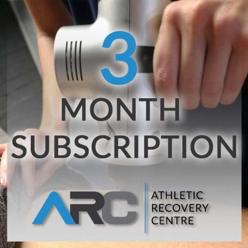 Athletic Recovery Centre   Physiotherapist