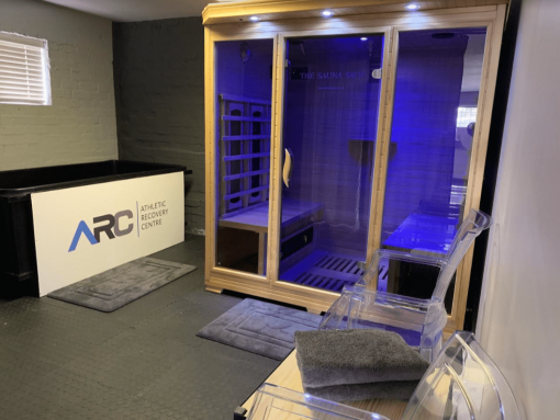 Athletic Recovery Centre | Infared Sauna